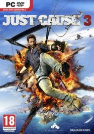 Just Cause 3 Steam (2 codes)