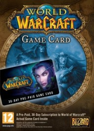 World of Warcraft EU: 60 days Gametime Card